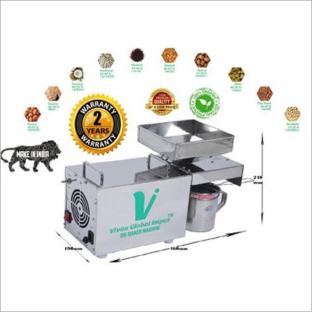 Oil Press Machine 400W