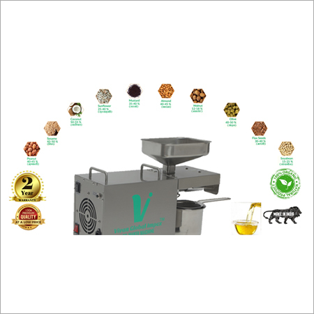 Automatic Cooking Oil Extractor Machine
