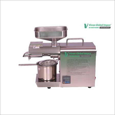 Automatic Coconut Oil Expellercoconut oil machine