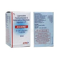 Lignocaine HCl & Adrinaline Bitartrate injection