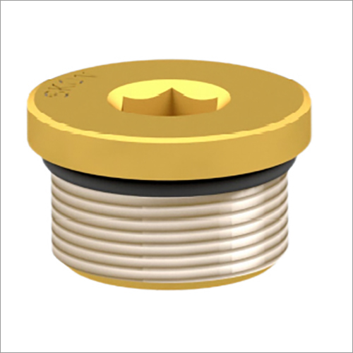 Plug Allen Key Type for Cable Gland - Metric Thread
