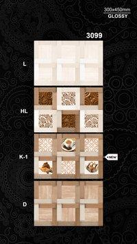 30 x 45cm Kitchen wall Tiles