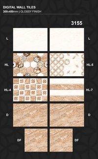 Unique Design 30x45cm Ceramic Wall Tiles