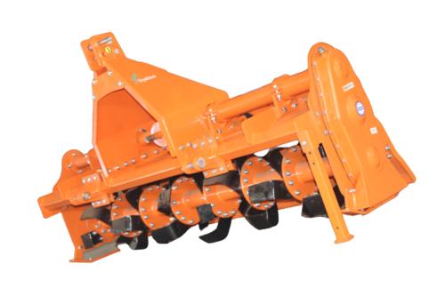 Semi Champion Rotavator 5.5 Feet Engine Type: 4 Stroke
