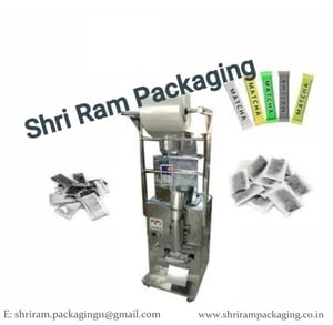 1g to 100 g Automatic Granule Pouch Packing Machine