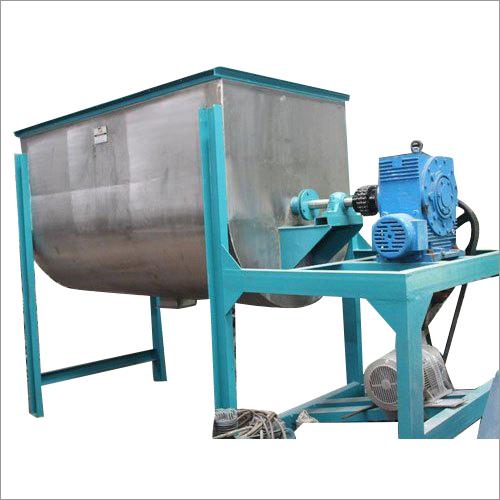 Industrial Detergent Mixer Machine