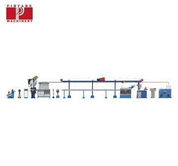 PY-40+30 Twin/Triple Layers Chemical Foaming Extrusion Line
