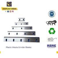 Plastic Waste Grinder Blade