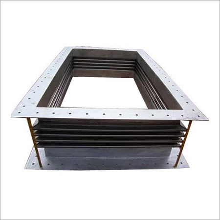 Stainless Steel Rectangular Expansion Bellows
