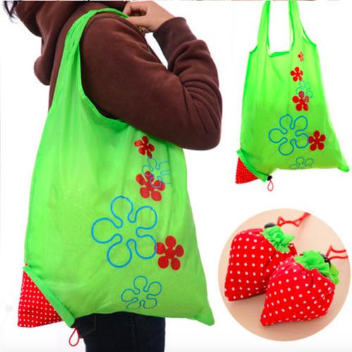Nylon Reusable Strawberry Bag