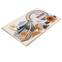 Rectangular Shape 30x45cm Ceramic Wall Tile