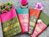 Soft Lichi Silk Cloth.