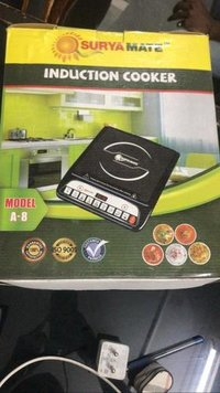 Stainless Steel Surya Mate Induction Cooker