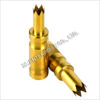 6MM Round Plastic film Crown Punch