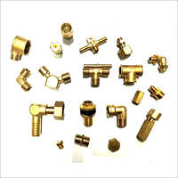 Precision Brass Fittings
