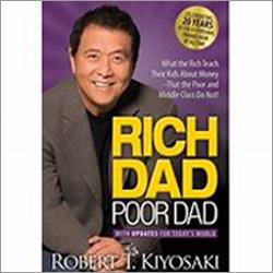 Rich Dad Poor Dad English Book