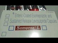 Esomeprazole & Levosulperide Capsule