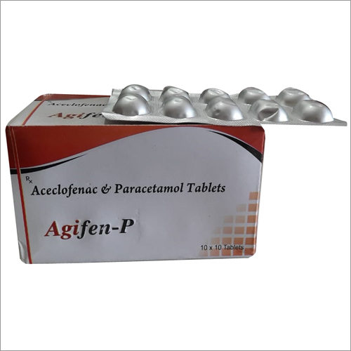 Agifen-P Tablets