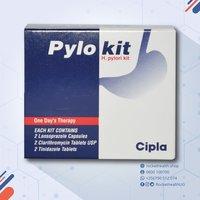 Lansoprazole, Clarithromycine & Tinidazole Kit