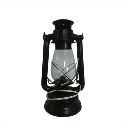 Black Electric  Lantern