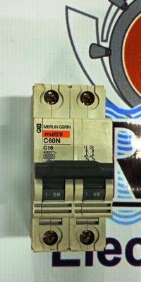 Merlin Gerin 16a