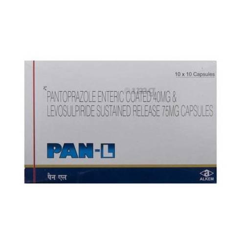 Pantoprazole & Levosulpiride Capsule