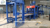 Automatic Multiple Brick And Block Making Machines