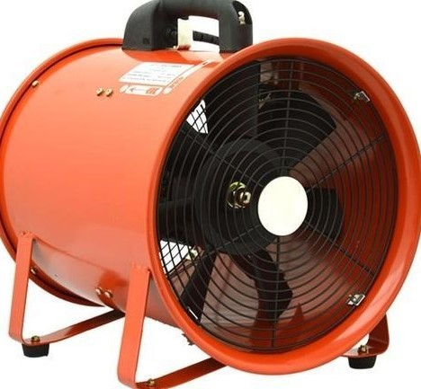 Marine Portable 12 Inch Electric Blower Ventilation Fan 110V