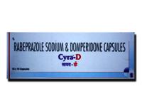 Rabeprazole & Domperidone Capsule