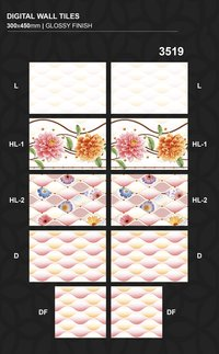 inexpensive 300x450MM ceramic wall tiles