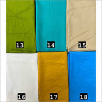 Rayon Plain Dyed Fabric