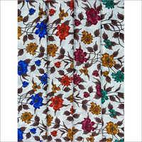 Rayon white Kurti Fabric