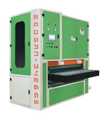 SINGLE COMBI HEAD SANDING MACHINE