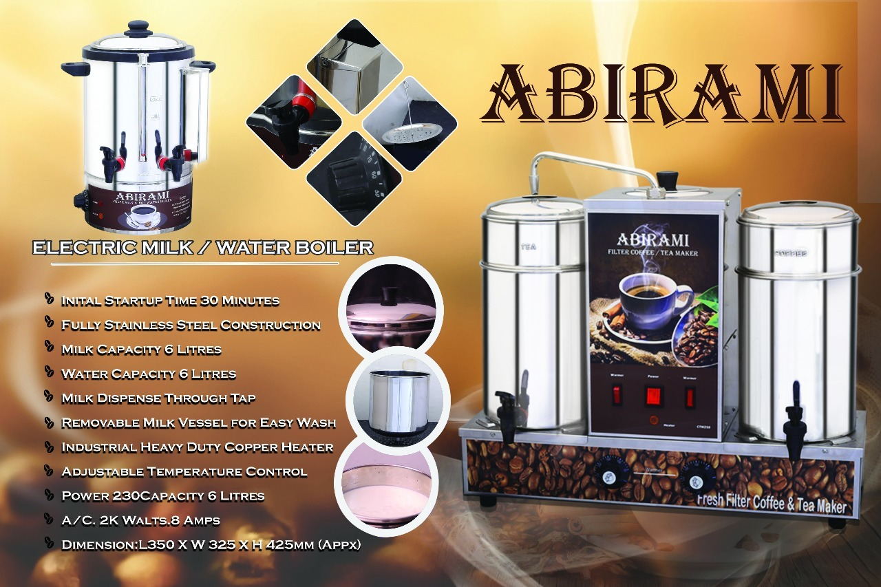 Filter Coffee Making Machine