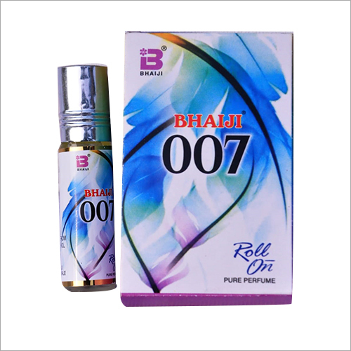 Bhaiji 007 Roll On Pure Perfume