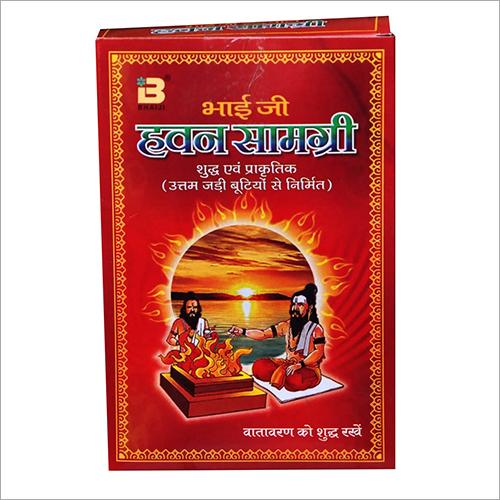 Bhaji Hawan Samagri