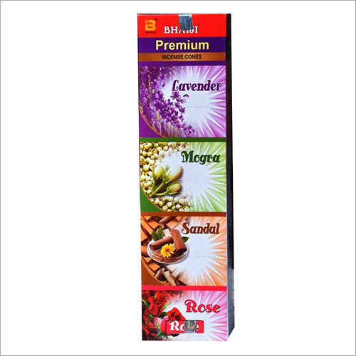 Premium Incense Cones