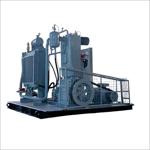 Vertical Reciprocating Compressor