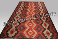 Home Decorative Handmade Jute Kilim Carpets