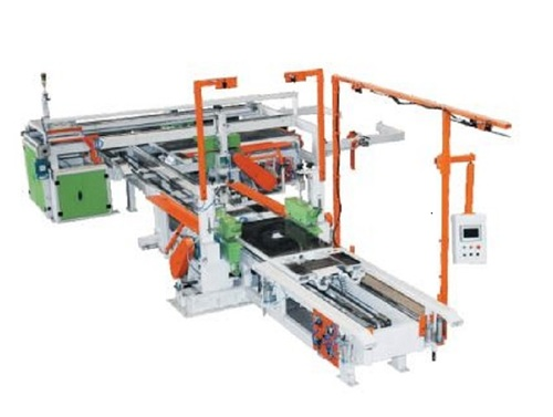 DD Saw Automatic edge cutting Machine (with motion controller)