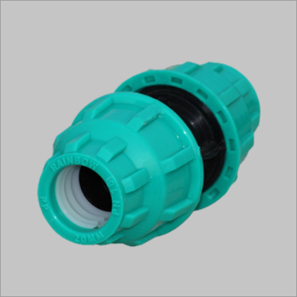 PP Compression Fittings Couplers