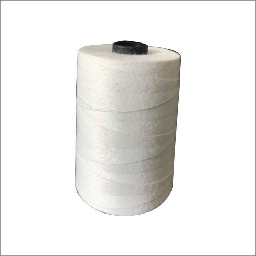 White Bag Closing Polyester Thread