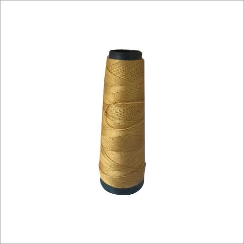 Golden Polyester Bag Closing Thread