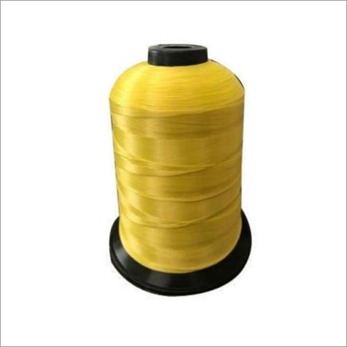 Yellow Multi Filament PP Bag Closing Thread