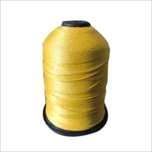 Yellow PP Bag Closing Thread
