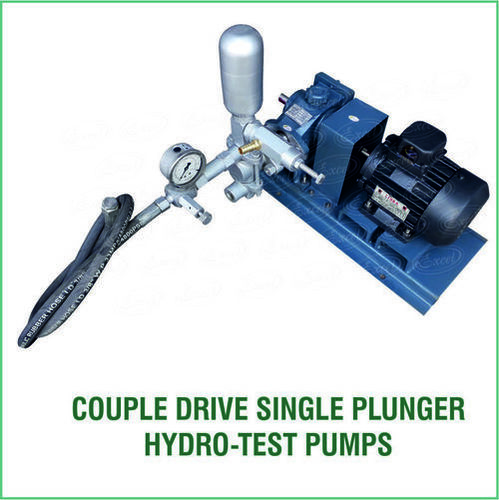 Couple Drive Simplex Plunger Pumps