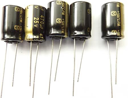 ELECTRONIC CAPACITORS