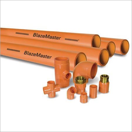 Blaze Master Fire Resistant Pipes