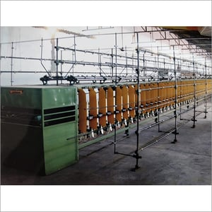 Industrial Doubling And Twisting Machine