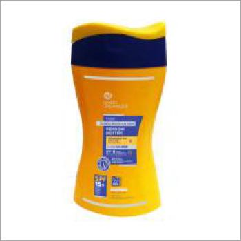 SPF 15 Sunscreen Lotion